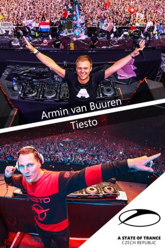 Armin van Buuren vs Tiësto