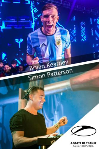 Bryan Kearney vs Simon Patterson