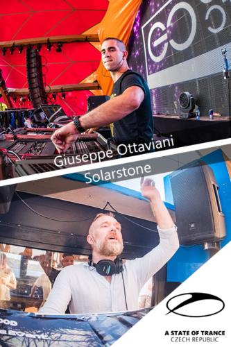 Giuseppe Ottaviani vs Solarstone