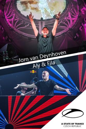 Jorn van Deynhoven vs Aly &Fila