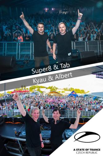 Super8 &Tab vs Kyau&Albert
